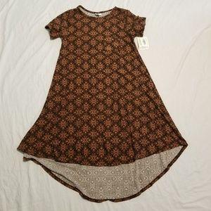 NWT Size Small Lularoe Carly Dress